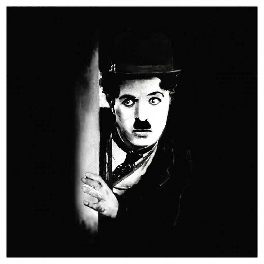 Charlie Chaplin par Diwankar